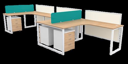 office furniture manufacturer in pune, workstatin, modular furniture